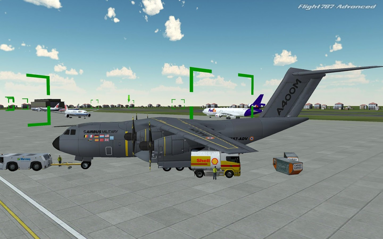 Image result for Download Flight 787 - Advanced APK