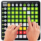 Drum Pads House Beat Maker icon