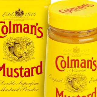 Colman's Sweet Potato & Mustard Mash