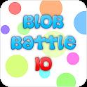 Blob Battle .io - Multiplayer Blob Battle Royale icon