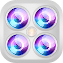 Camera for iPhone 12 Pro – OS 14 Camera icon