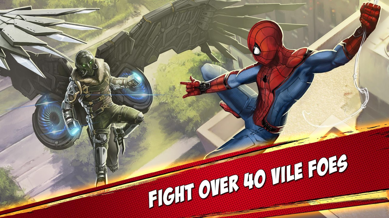 MARVEL Spider-Man Unlimited- screenshot