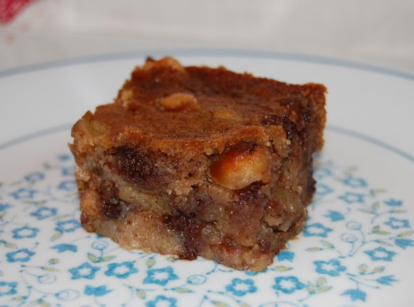 Macadamia Nut Blondies Recipe