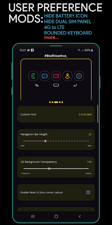 Download Hex Installer - Themes for OneUI APK latest version 6 3 PLUS_BETA  for android devices