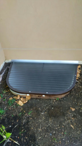 Glendale Heights, IL HandyManny Custom Window Well Covers