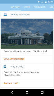 UVA Health- screenshot thumbnail