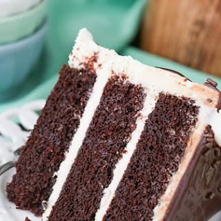 Baileys Chocolate Cake.