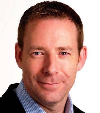 Derek Britton, Product Director, Micro Focus.