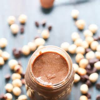 Chocolate Espresso Hazelnut Butter.