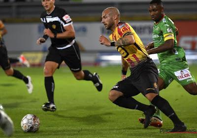 Yannick Ferrera over de wissel van Yohan Croizet voor KV Mechelen tegen KV Oostende