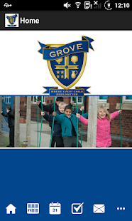 Grove Junior School- screenshot thumbnail
