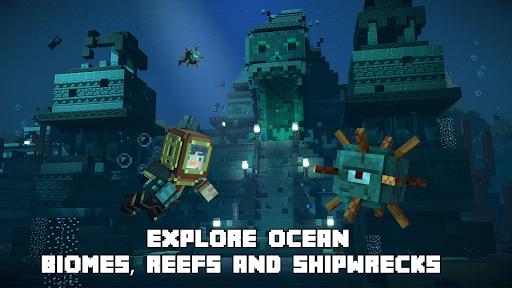 World of Minecraft screenshot 2
