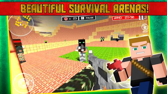 1 Survival Games Block Island App screenshot