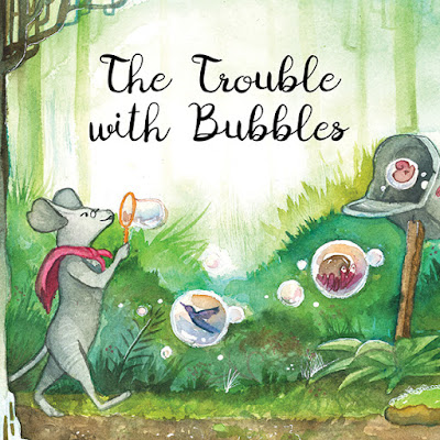 The Trouble with Bubbles cover