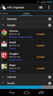 AppWererabbit Backup- screenshot thumbnail