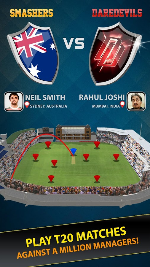 Hitwicket - Own a Cricket Team- screenshot