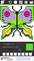 Draw Pixels - Pixel Art Game - screenshot thumbnail 18