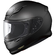Shoei NXR Matt Black (matsort)