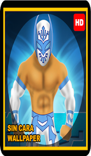 Sin Cara Wallpapers HD WWE - náhled
