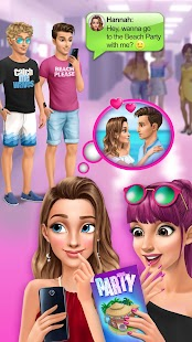 Hannah's High School Summer Crush - Teen Date Screenshot