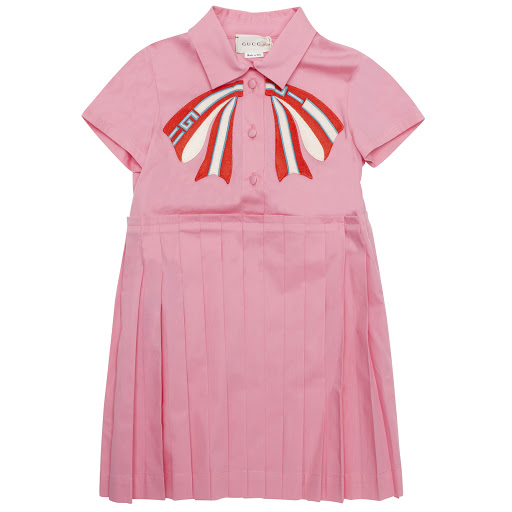 Primary image of Gucci Bow Shirt Dress