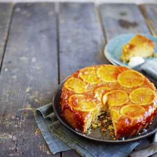 Marmalade Cake.