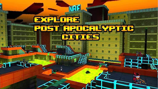 Rescue Robots Sniper Survival android2mod screenshots 13