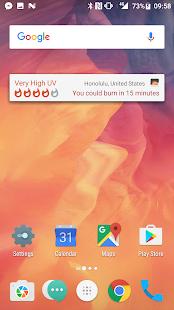 UVLens - UV Index Forecasts Screenshot