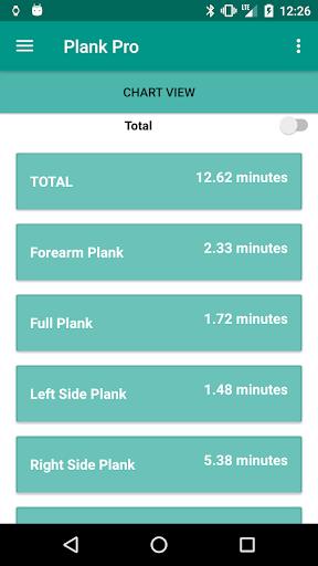 Plank Pro Premium screenshot 1