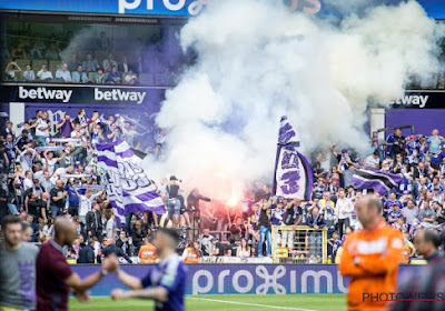 Anderlecht déplace ses Ultras