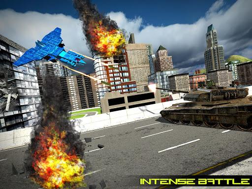 Transform Robot Action Game filehippodl screenshot 10