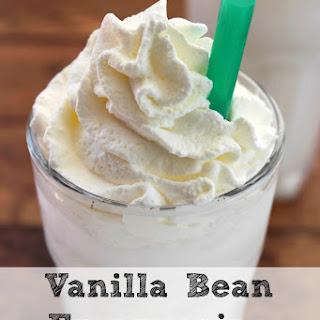 Vanilla Bean Frappuccino | Copycat Starbucks