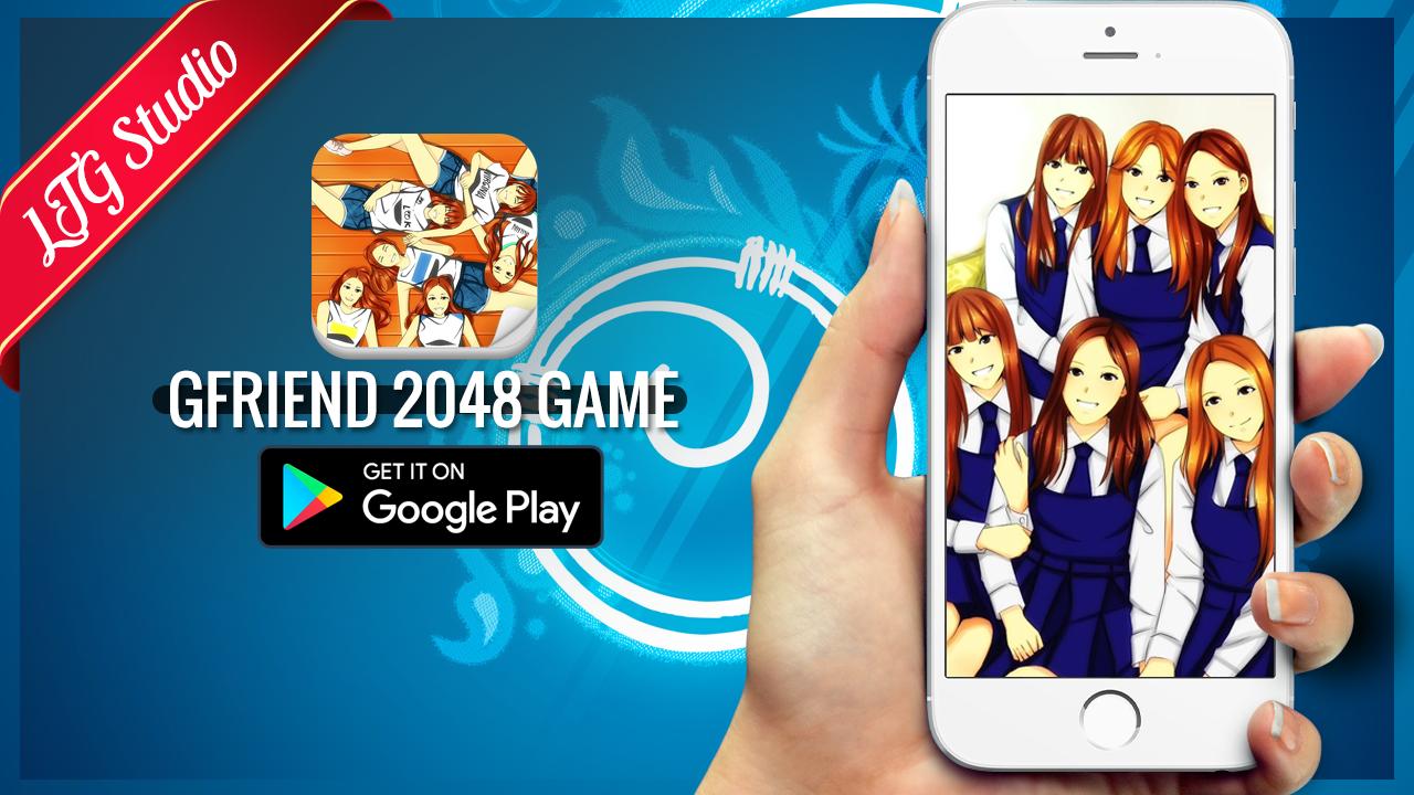 Google theme kpop exo - 2048 Gfriend Kpop Game Screenshot