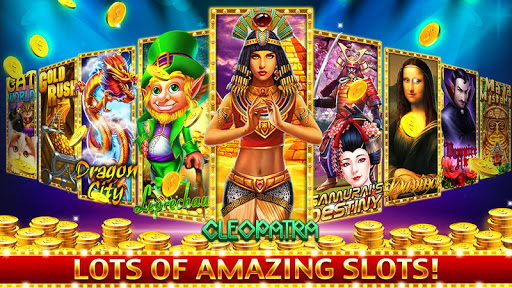 Cleopatra Slots: Vegas Slots