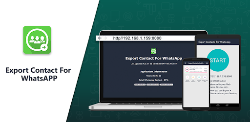 Export Contacts For WhatsApp - Apps on Google Play