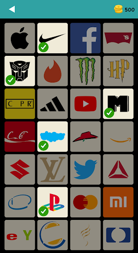 Logo Test: World Brands Quiz, Guess Trivia Game 3.2 screenshots 1