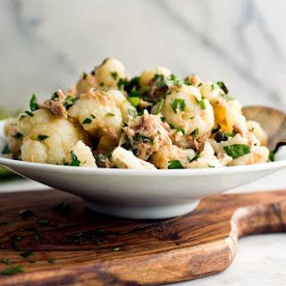 Cauliflower and Tuna Salad