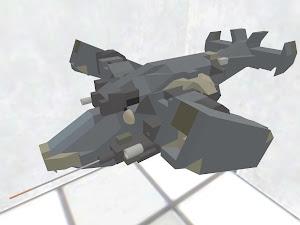 VTOL 設計模索 タイプ1α