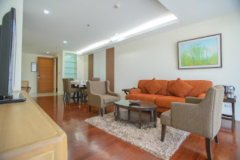 Sukhumvit Road Serviced Apartments