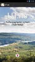 Screenshot of UT.no turguide