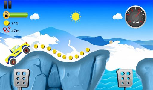 Taxi Hill Climb Rennspiel 1.0 screenshots 23