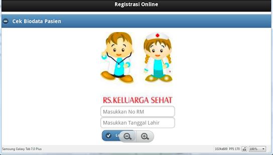 KSH Pendaftaran Online- screenshot thumbnail