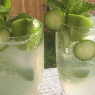 Cucumber Mint Mojito Recipes