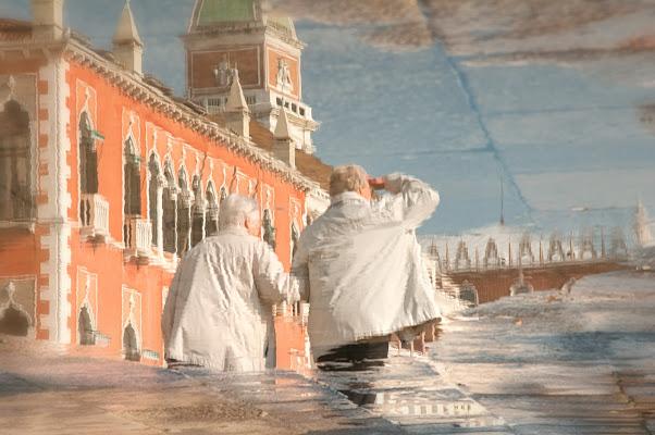 Riflessi a Venezia di Schivio