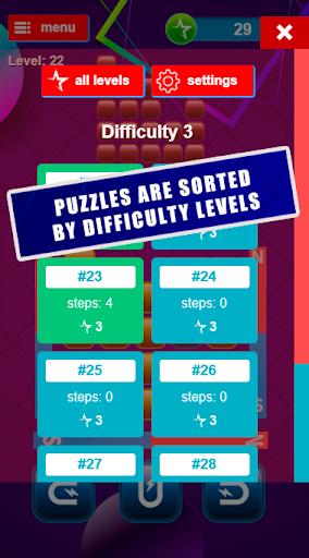 Magnetic blocks, logic puzzles from blocks screenshot 3