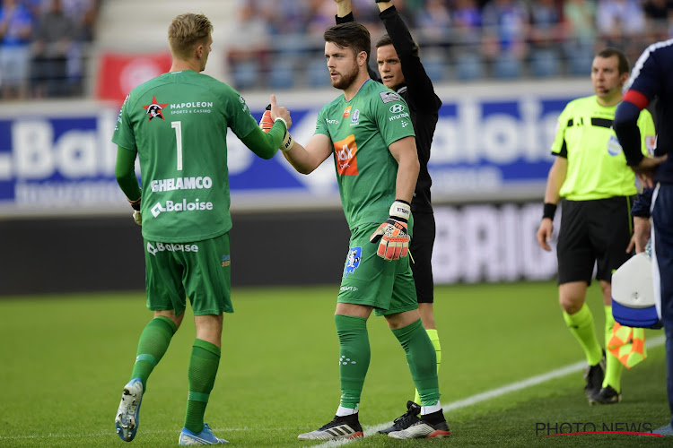 """Coosemans voor het eerst sinds 2018 nog eens in actie: """"Extra speciaal tegen Mechelen"""""""