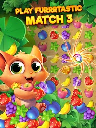 Tropicats: Free Match 3 on a Cats Tropical Island APK screenshot thumbnail 9