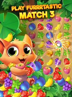 Tropicats: Play Match 3 & Build a Tropical Island Screenshot