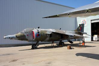 Photo: Hawker Siddeley Harrier GR.3