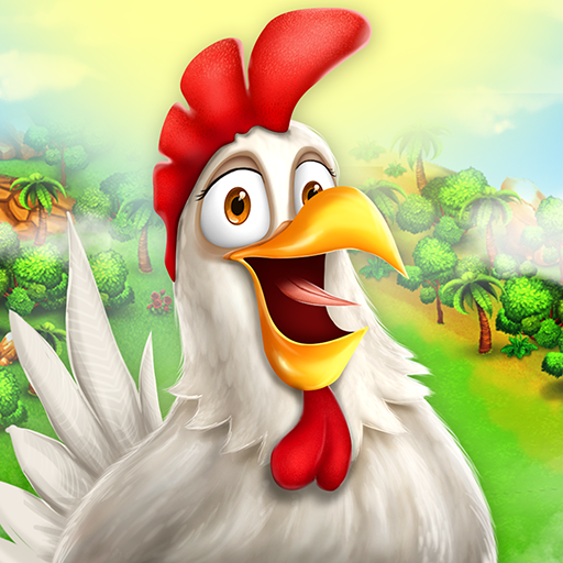 Paradise Hay Farm Island APK Cracked Download
